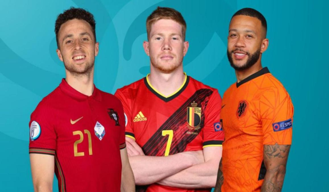 Euro 2020 Round Of 16 Netherlands Vs Czech Republic Belgium Vs Portugal
