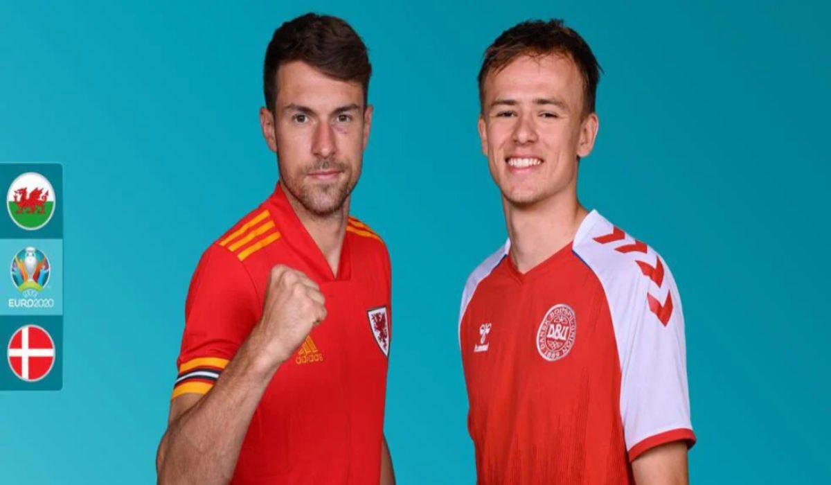 Euro 2020 Round Of 16 Wales Vs Denmark