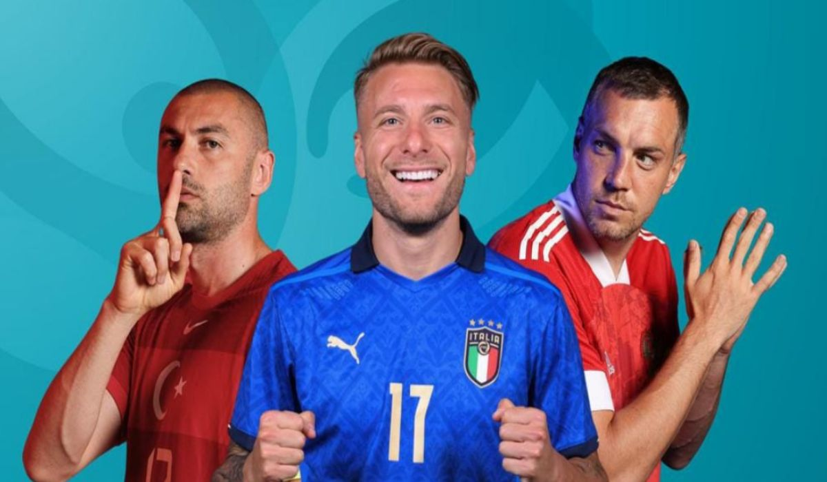 Euro 2020 daily preview Finland vs Russia Turkey vs Wales and Italy vs Switzerland