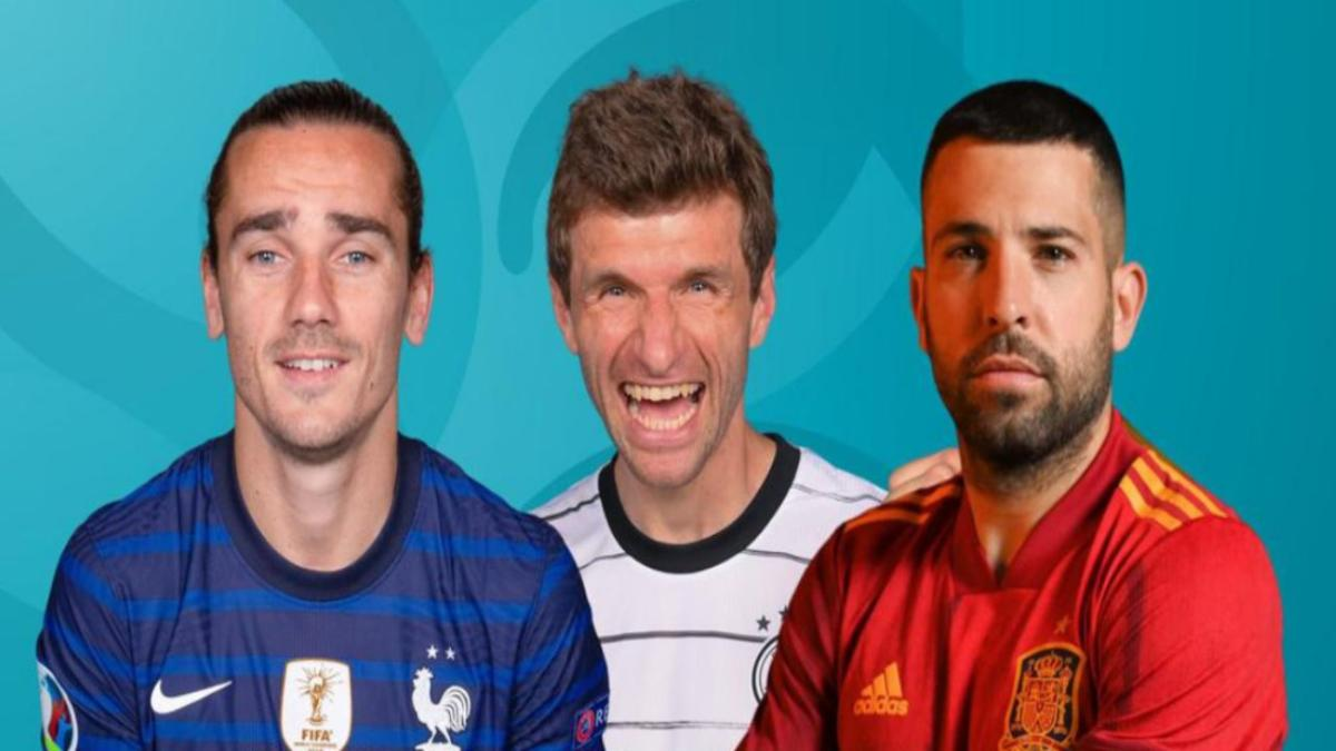 Euro 2020 preview France vs Hungary Portugal vs Germany Spain vs Poland