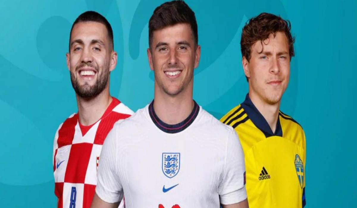Euro 2020 preview Sweden vs Slovakia Croatia vs Poland England vs Scotland