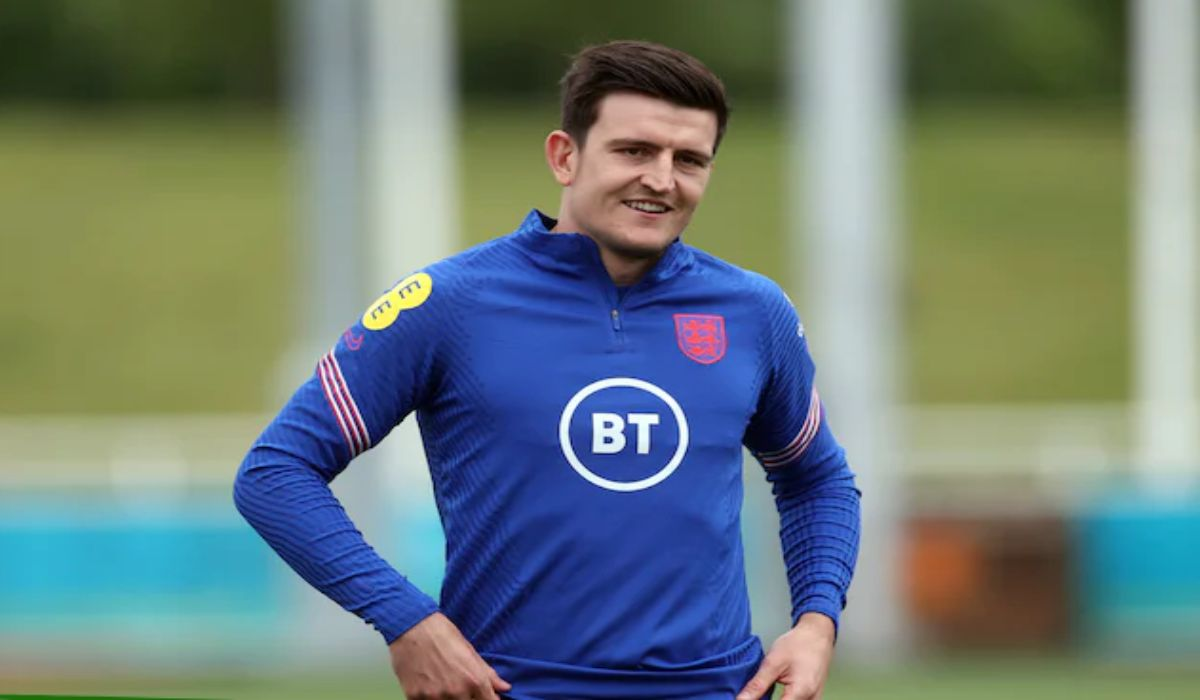 Harry Maguire Can Feature In The Game Against Czech Republic