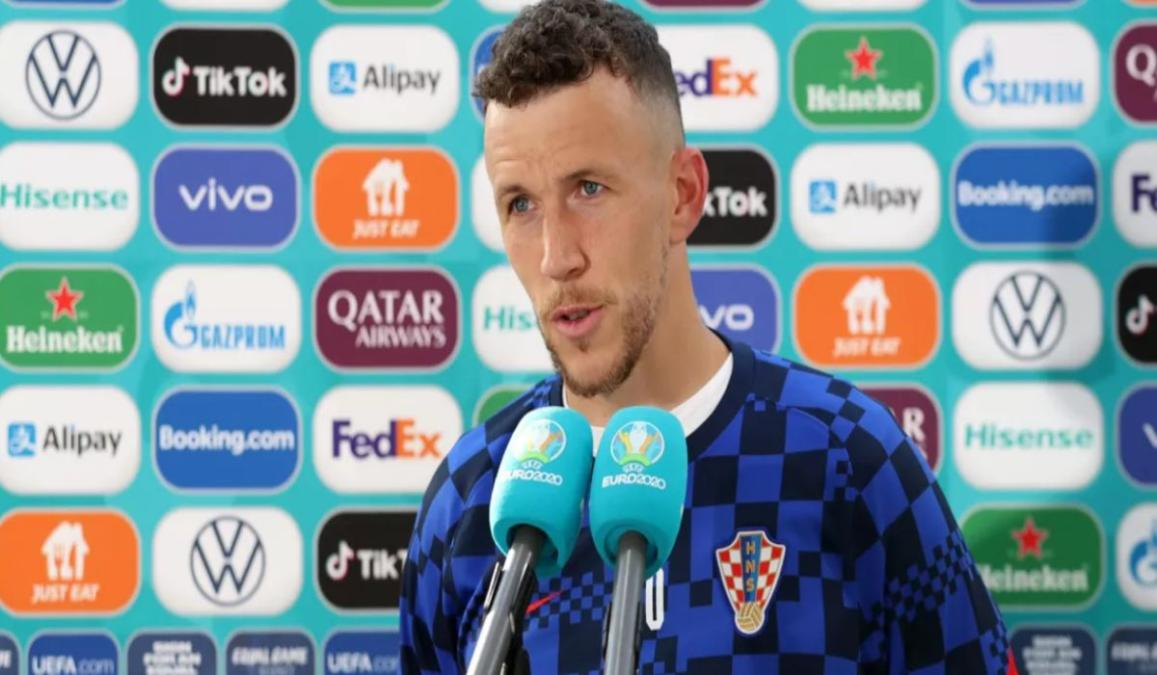 Ivan Perisic misses the Round of 16 tie against Spain after being caught by COVID 19
