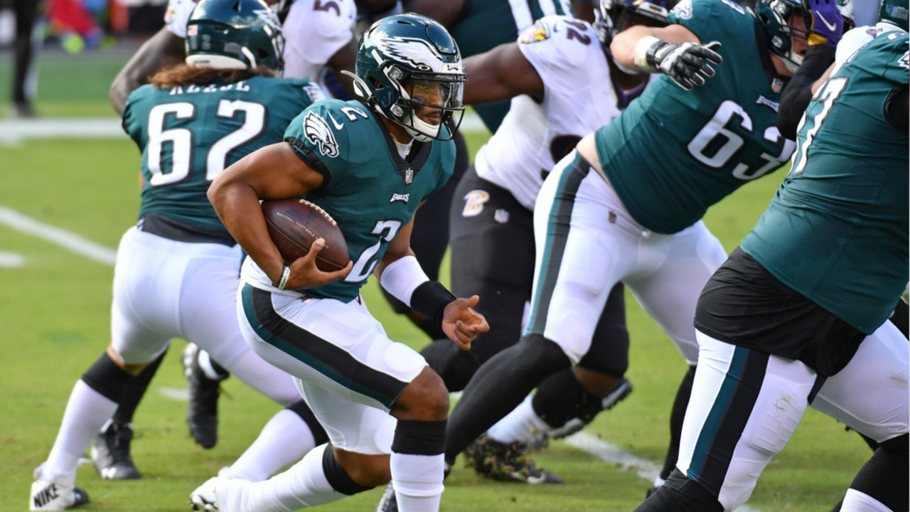 Jalen Hurts Needs To Answer The Call For The Eagles Offense