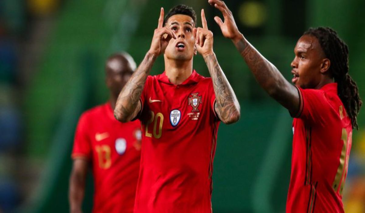 Joao Cancelo Tested Positive For Covid 19 And Will Be Replaced By Diogo Dalot In The Portugal Squad 2