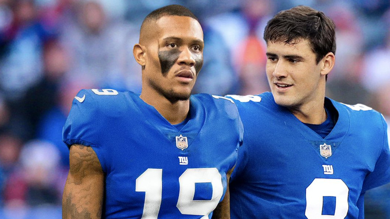 Kenny Golladay Gives Danny Dimes And The Giants A Legit Number One Wr
