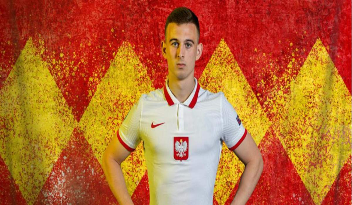 Kozlowski Breaks The Record To Become The Youngest Player In The Euro Finals