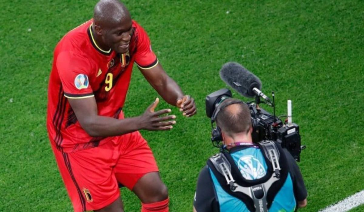 Lukaku Scores For Belgium