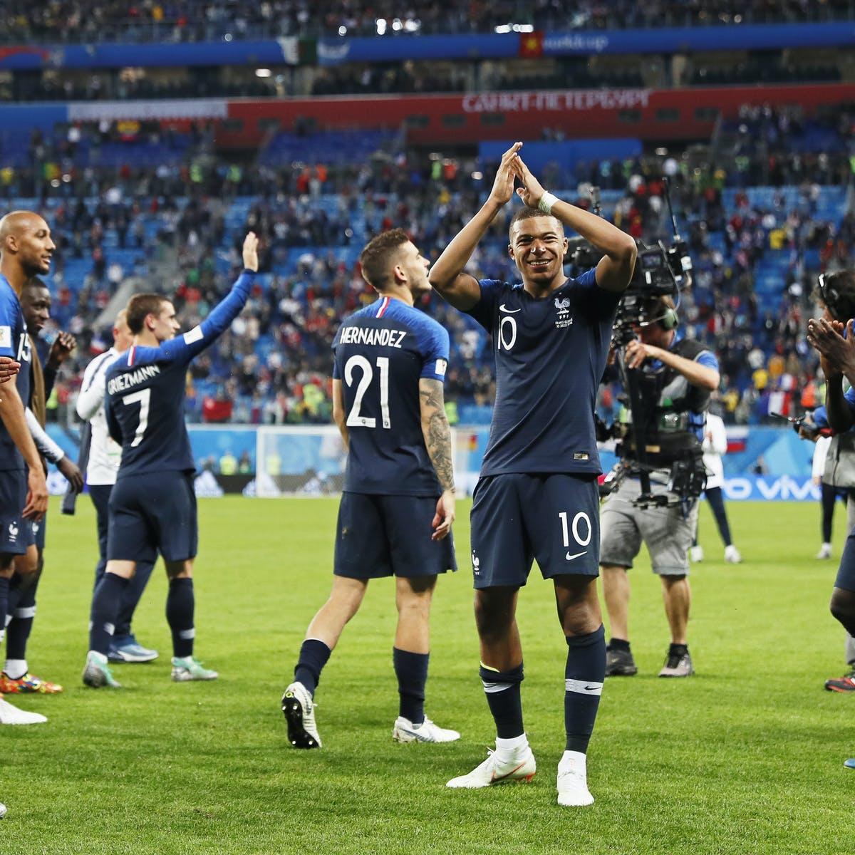 Mbappe France National Team