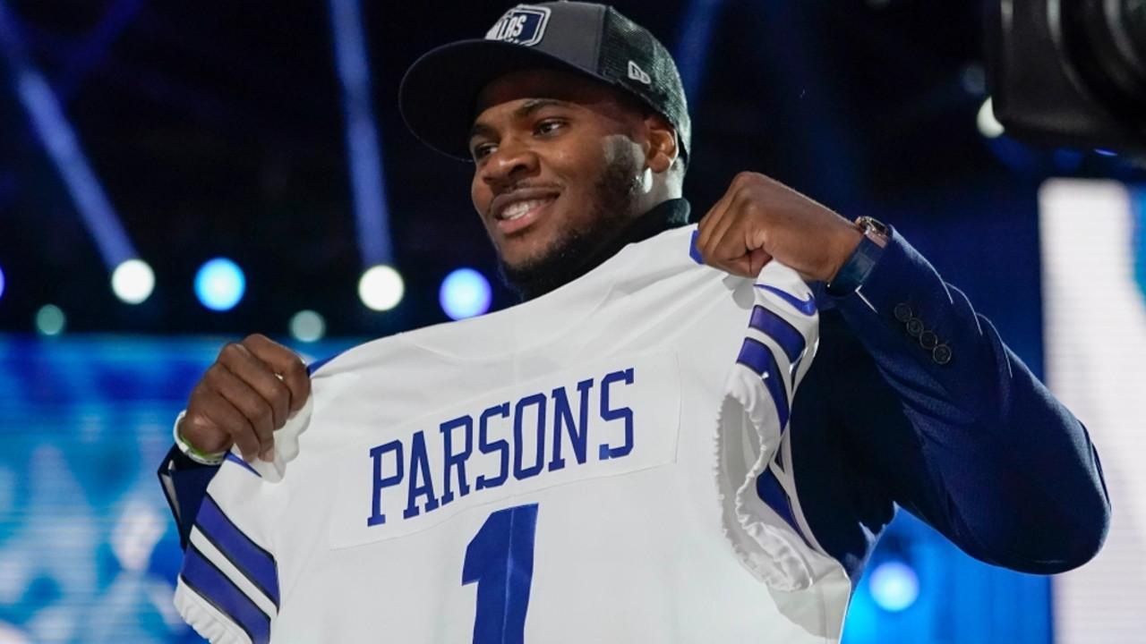 Micah Parsons Hopes To Improve That Cowboys D