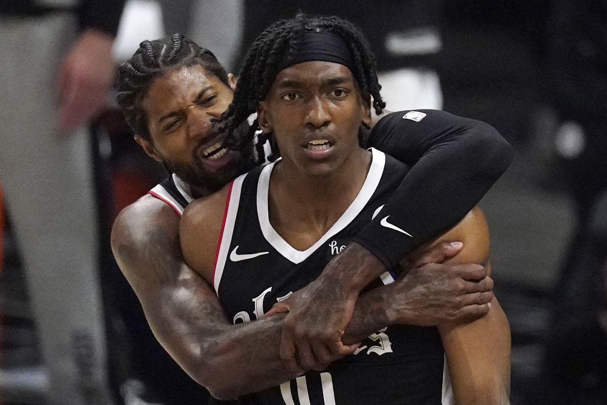 NBA Play Offs 2021- LA Clippers