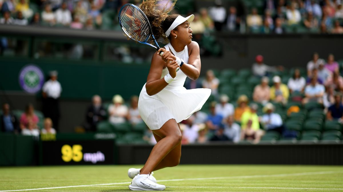 Naomi Osaka Wimbledon