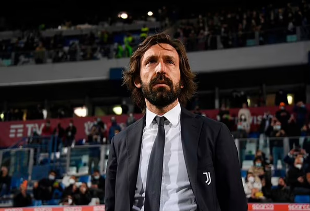 Everton in talks with Andrea Pirlo to become their next manager
