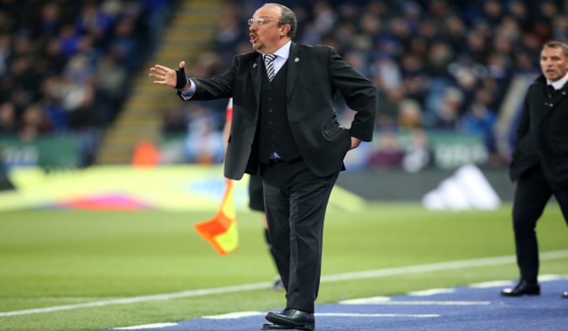 Everton announce Rafa Benitez on a 3-year deal amid widespread protests by Evertonians