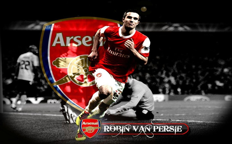 Robin Van Persie the predatory Arsenal forward