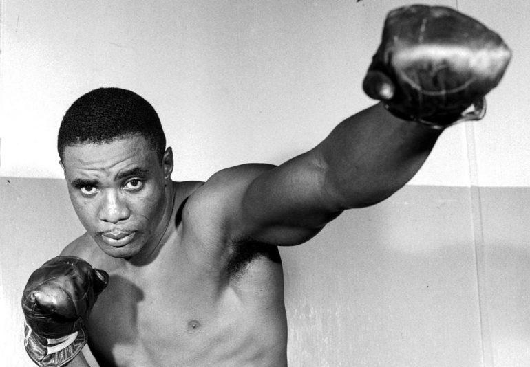 Sonny Liston Boxer