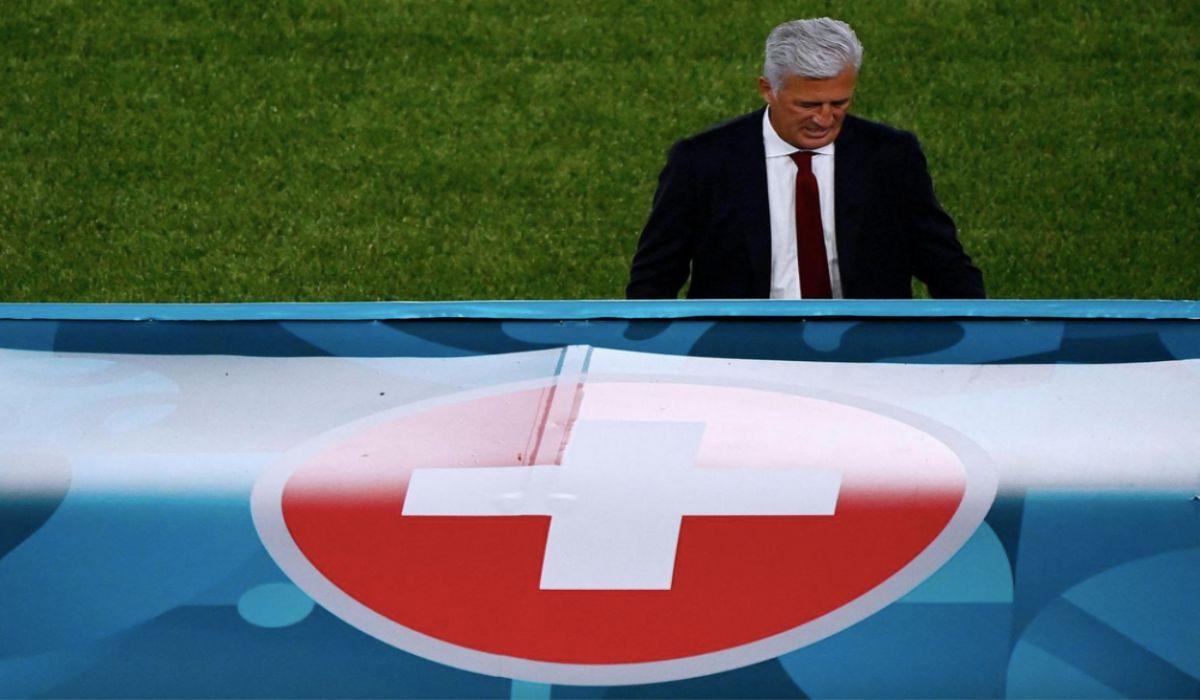 Switzerland Manager Vladimir Petkovic