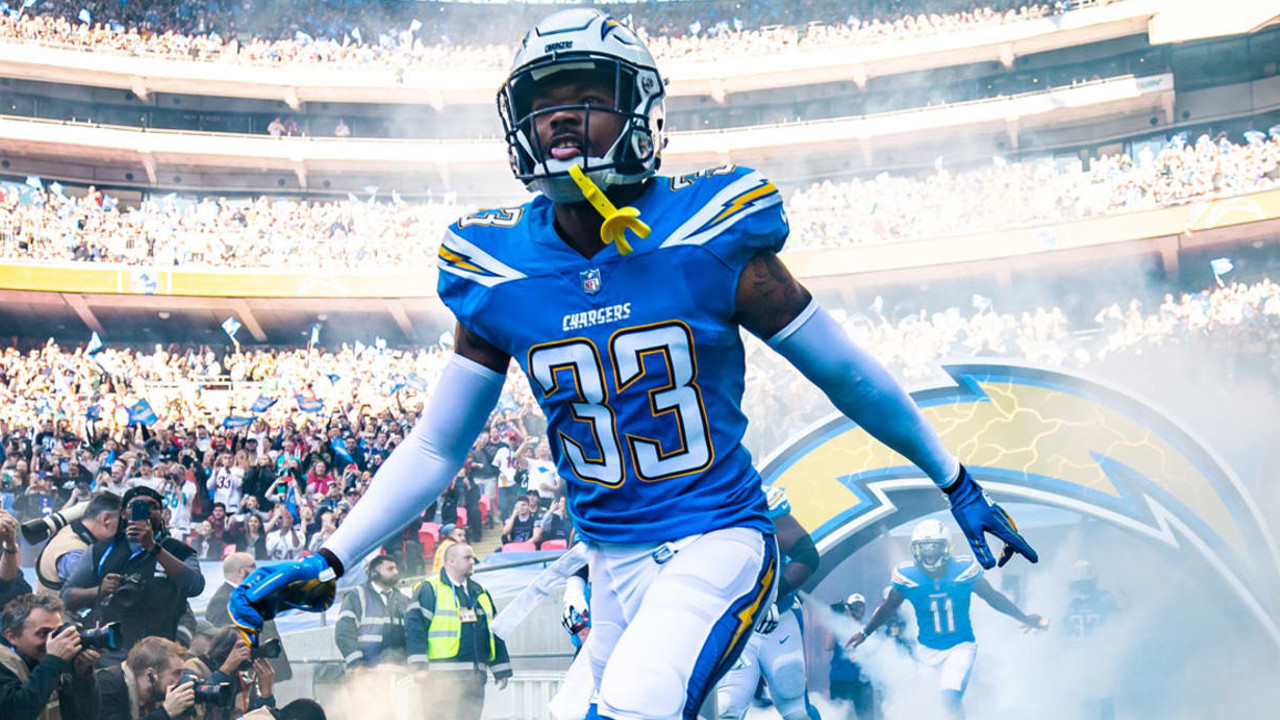 The Return Of Derwin James Greatly Strengthens The Chargers D
