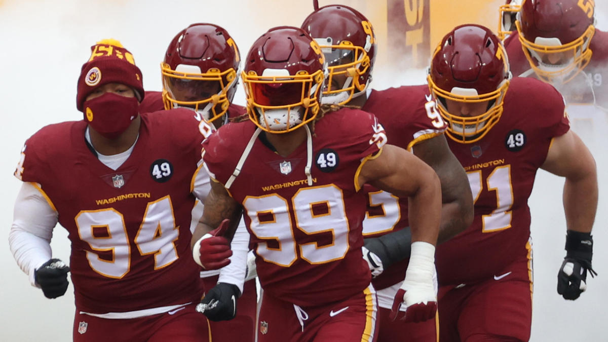 Washingtons D is setting up for a historic run through the NFC East