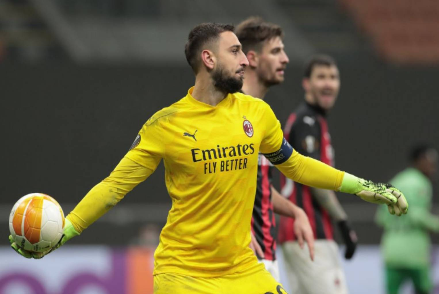 Donnarumma to sign for Psg