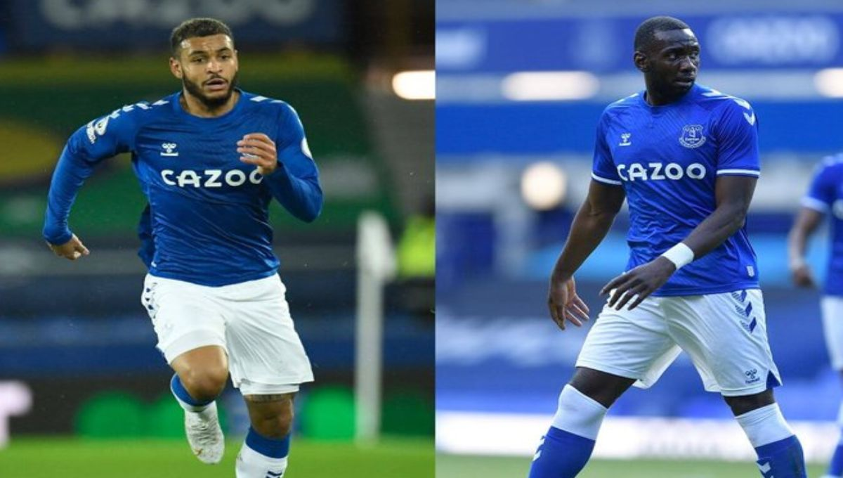 King, Walcott and Bolasie all released by Everton