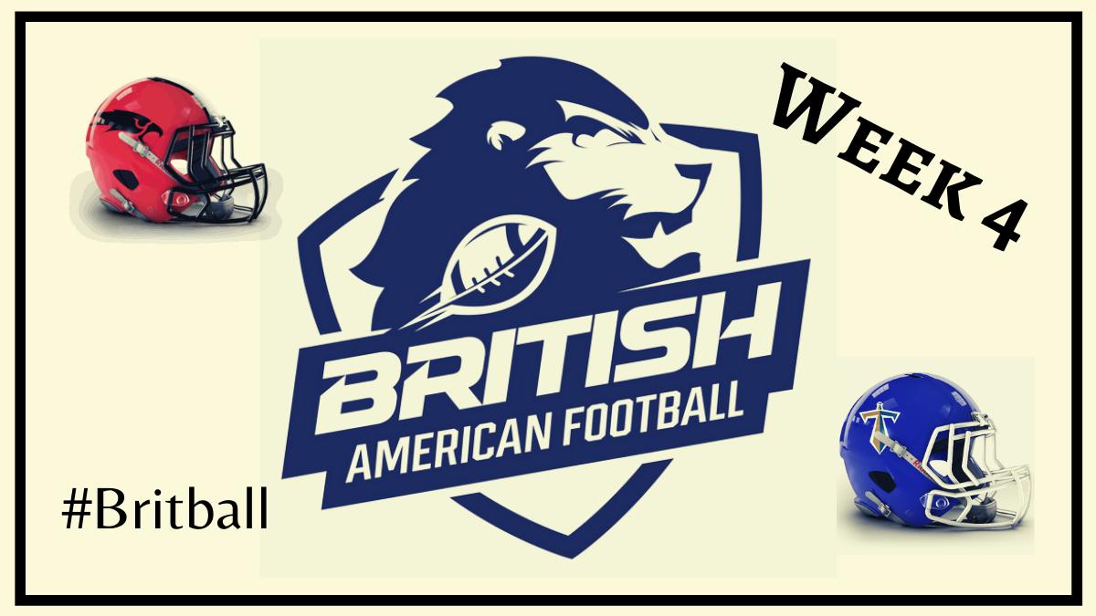 Britball Week 4