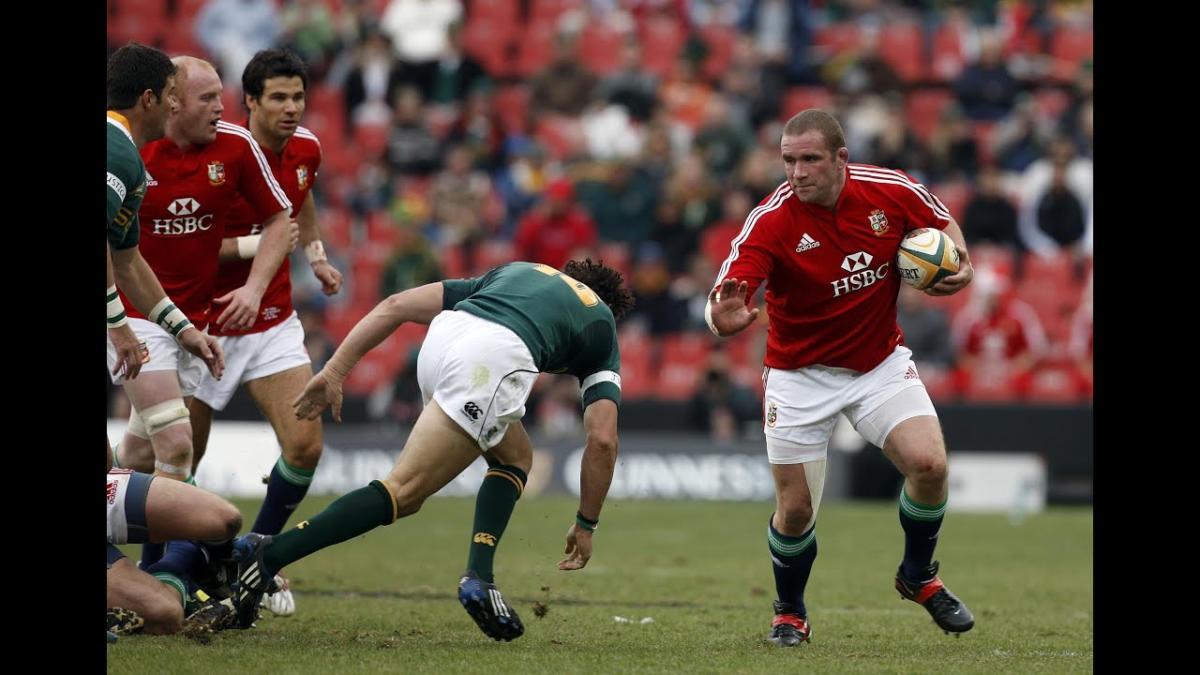 The British And Irish Lions' 2009