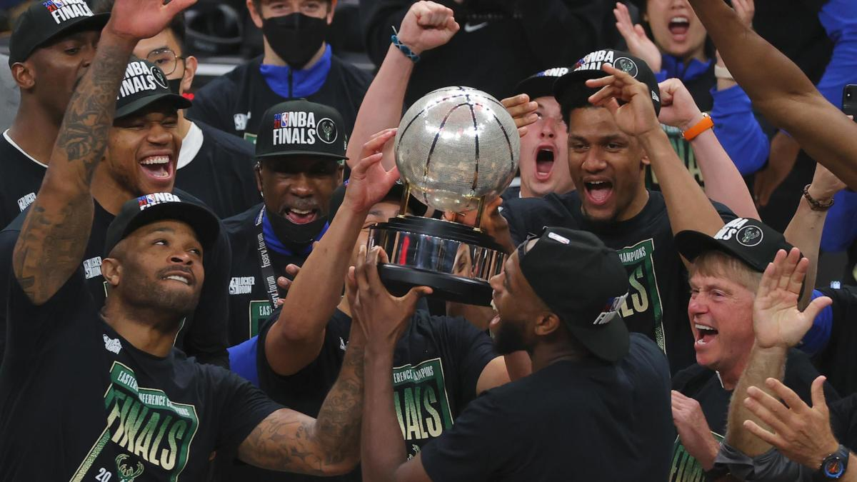 Milwaukee Bucks Champion