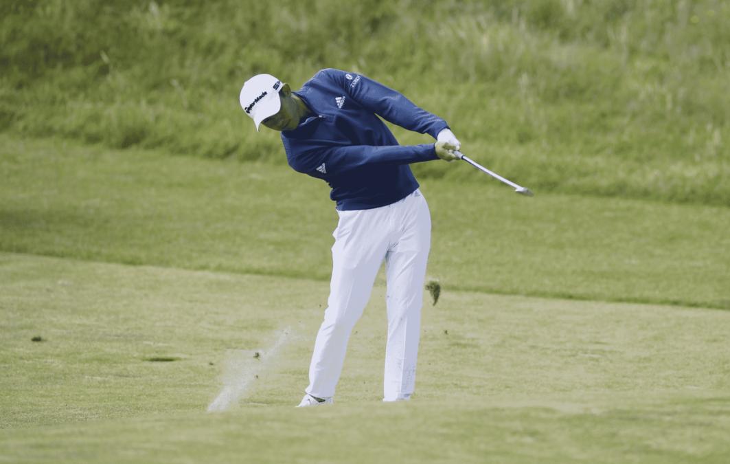 Collin Morikawa Open Championship 1