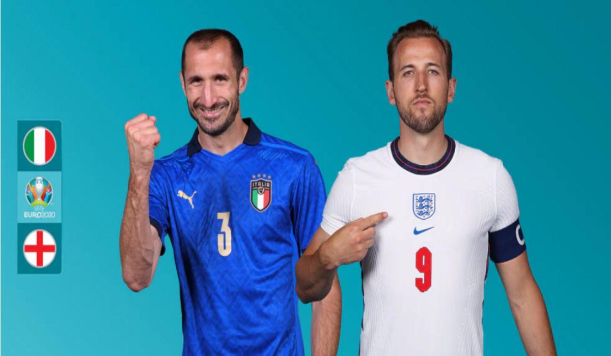 Euro 2020 Final Preview England vs Italy