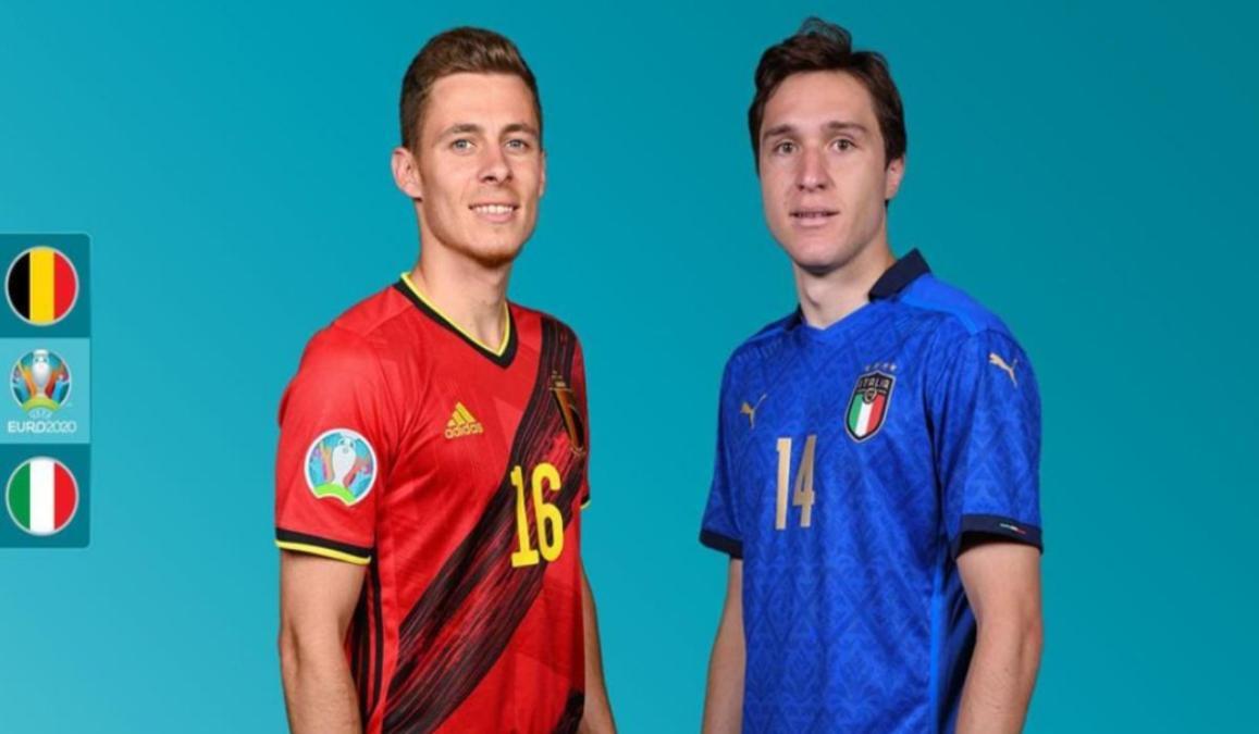 Euro 2020 Quaterfinal Preview Belgium Vs Italy