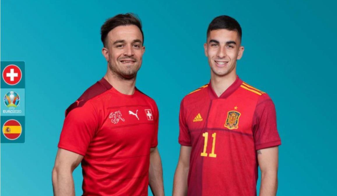 Euro 2020 Quarter Final Preview Switzerland Vs Spain