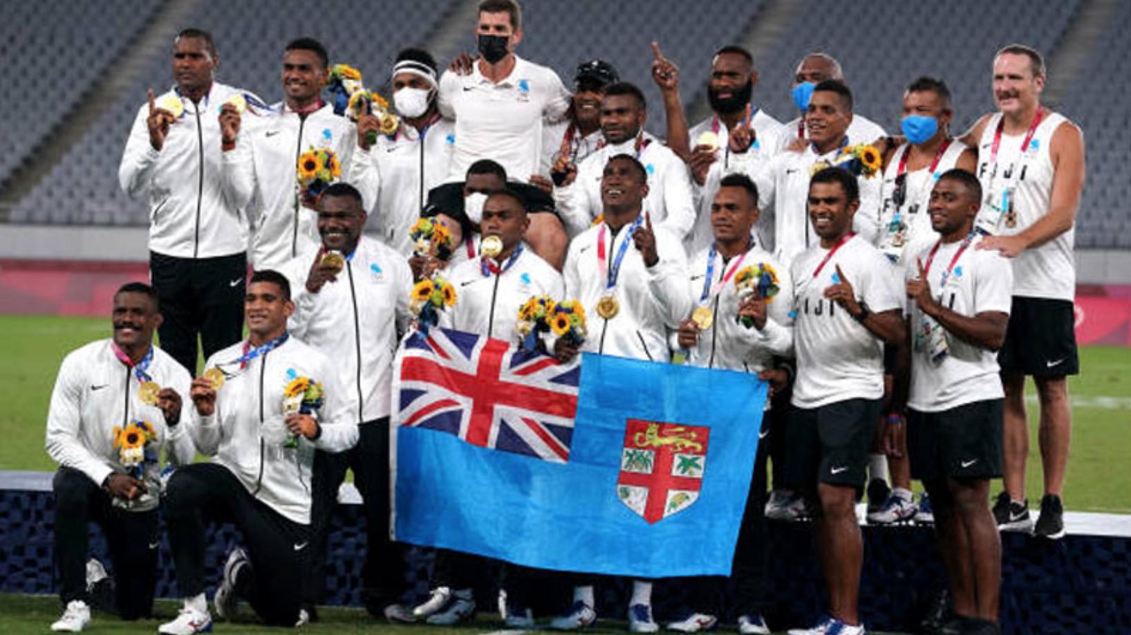Fiji Win Gold