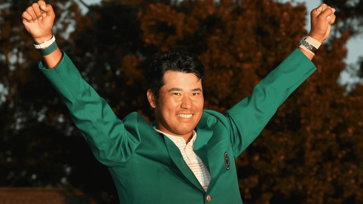 Hideki Matsuyam Masters