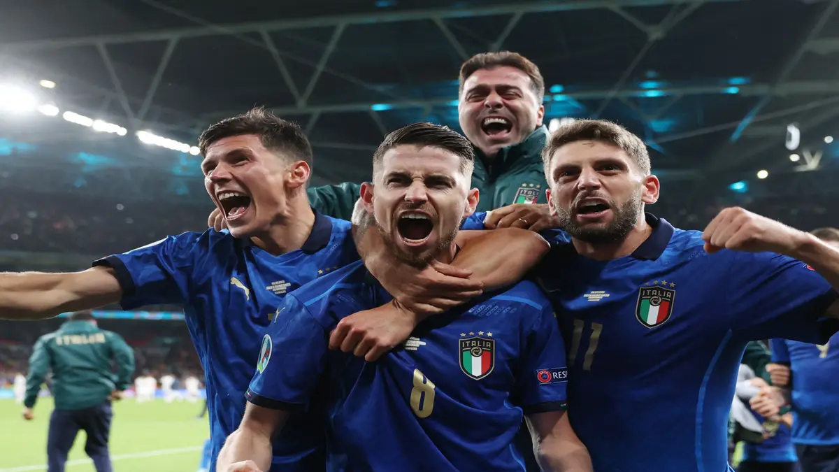 Italy win on Penalties Advance to EURO 2020 Final