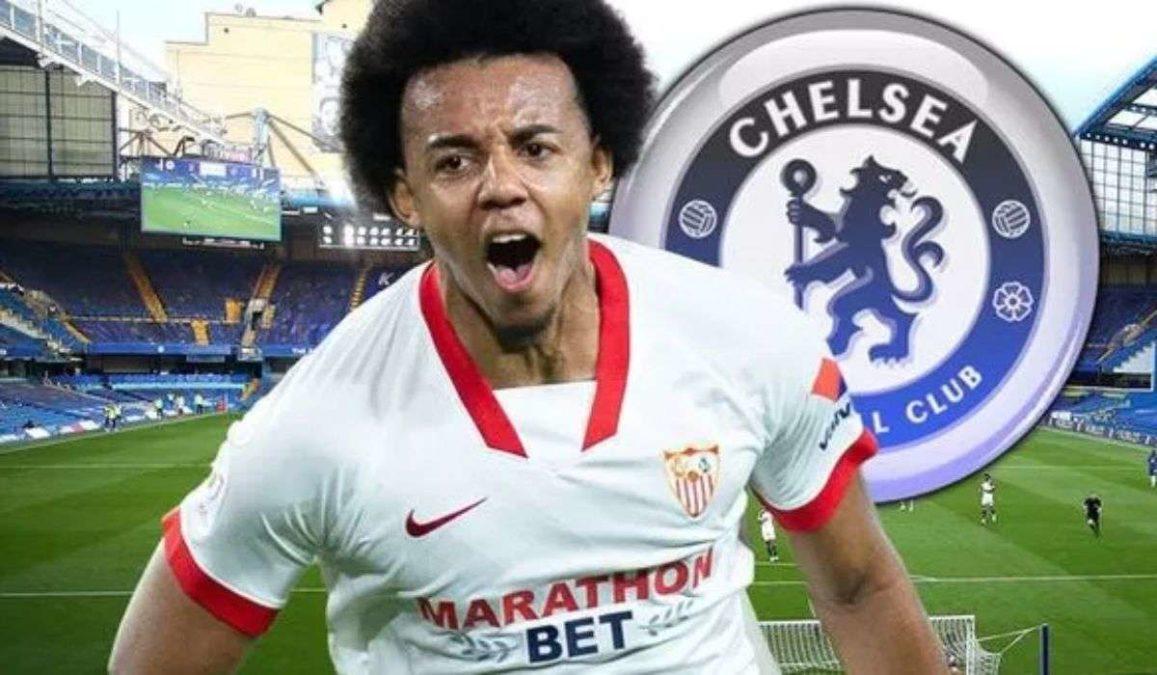 Kounde Transfer Priority For Chelsea 1 1