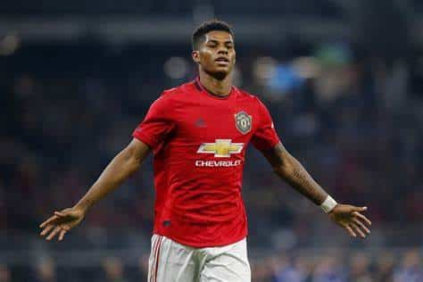 Marcus Rashford is one of Manchester United's most dangerous players.