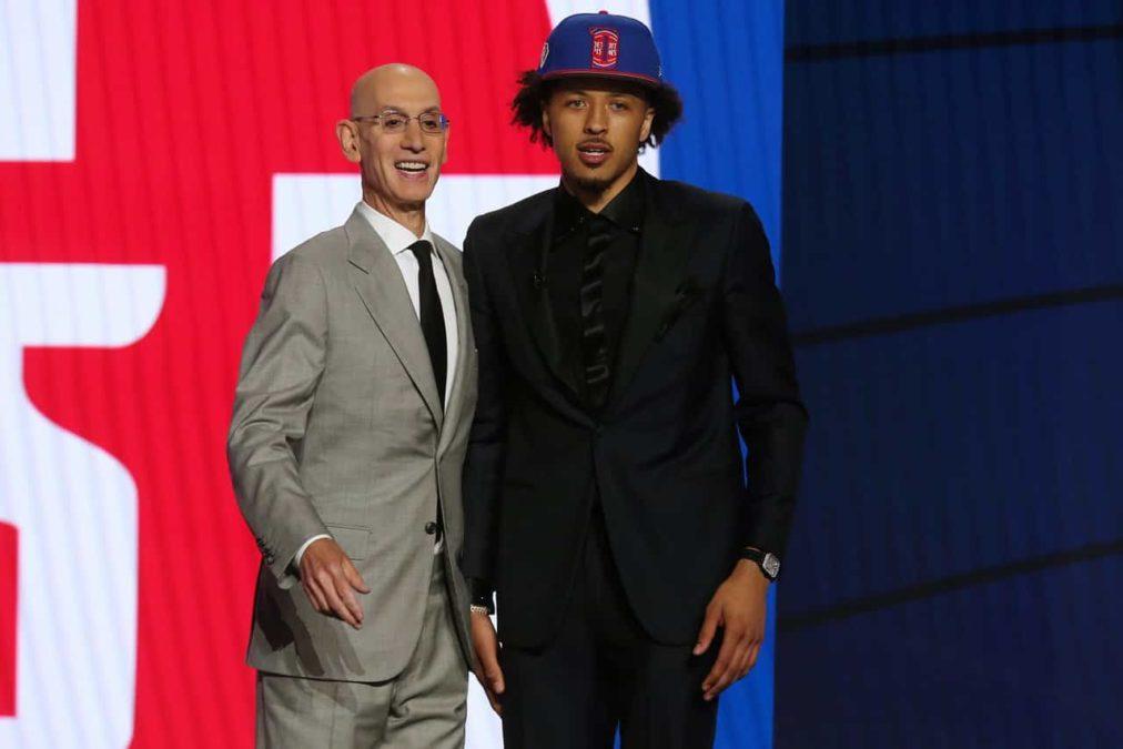 NBA Draft 2021 Cade Cunningham