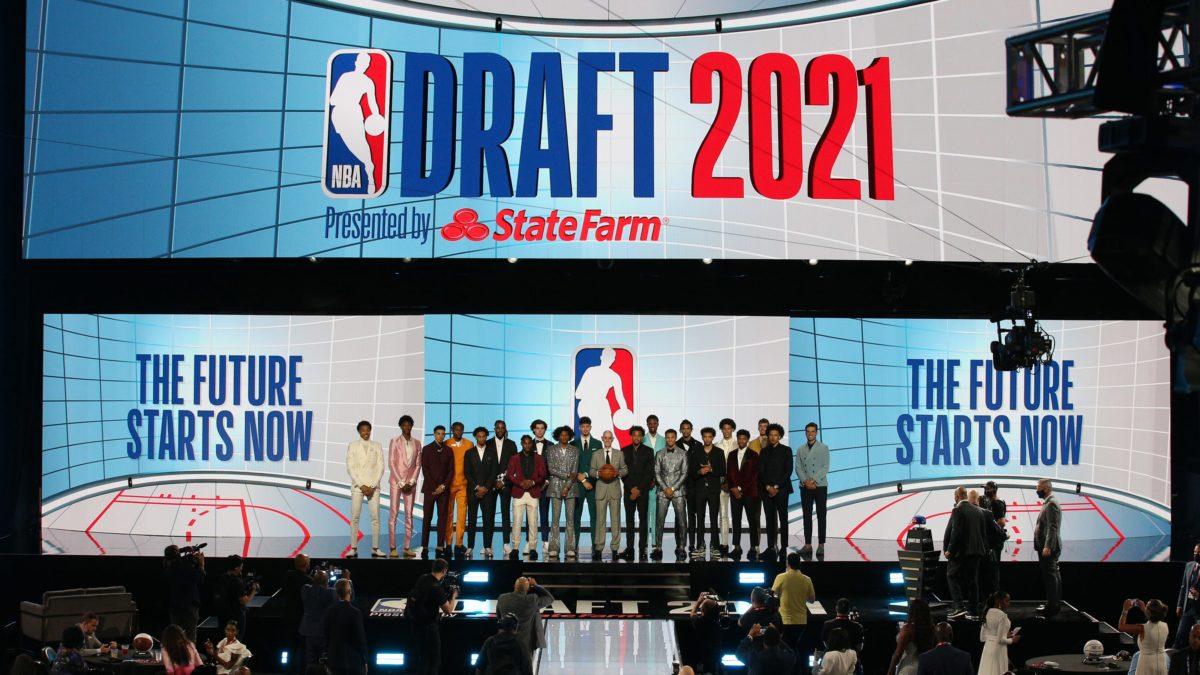 NBA Draft 2021 Future