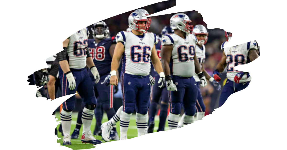 New England Offensive Line