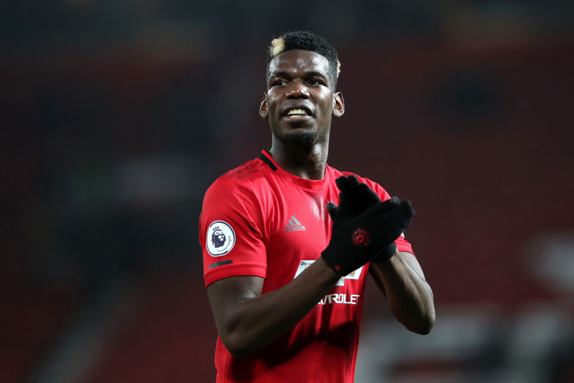 Paul Pogba is Manchester Uniteds record signing 1