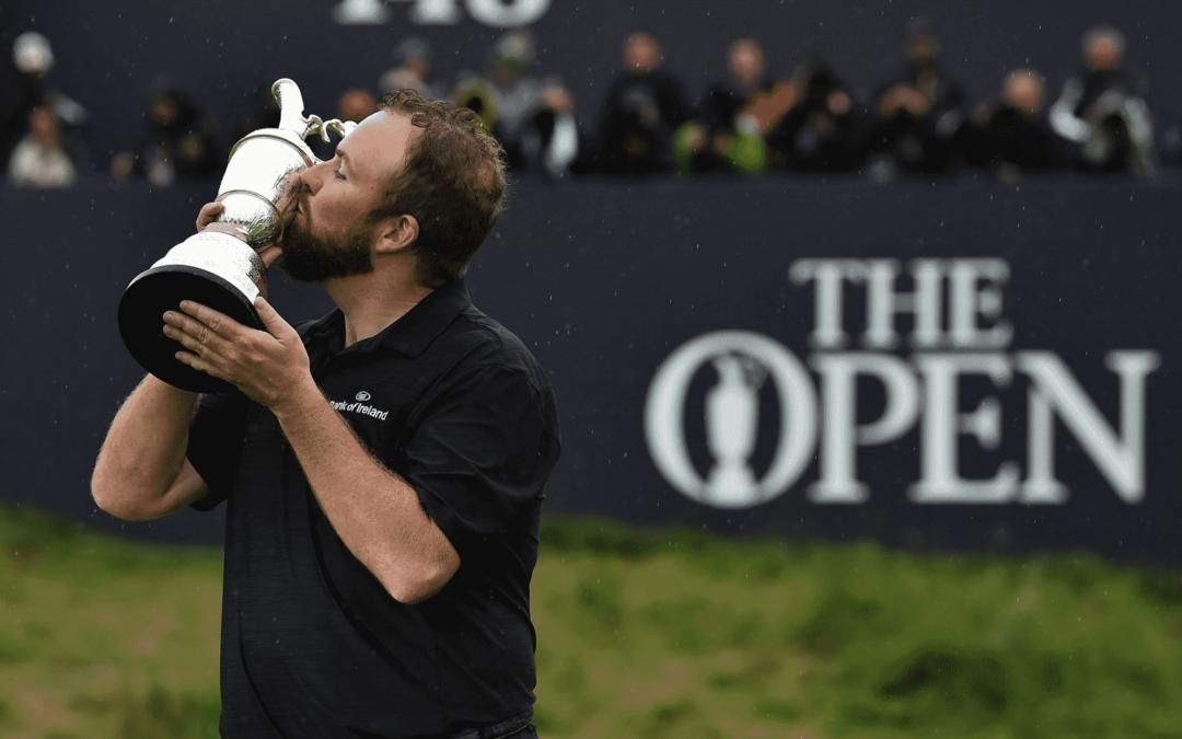 Shane Lowry Open