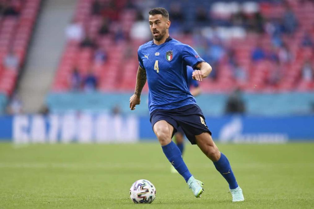 Spinazzola Source Sports Illustrated