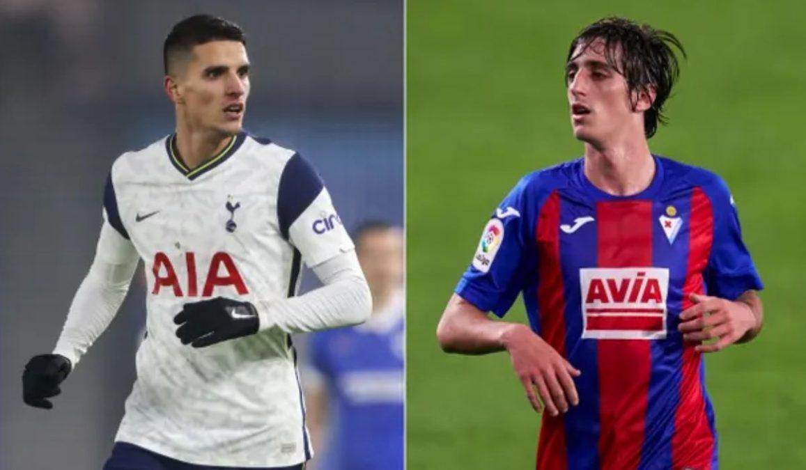 Tottenham Complete Bryan Gil Swap Deal