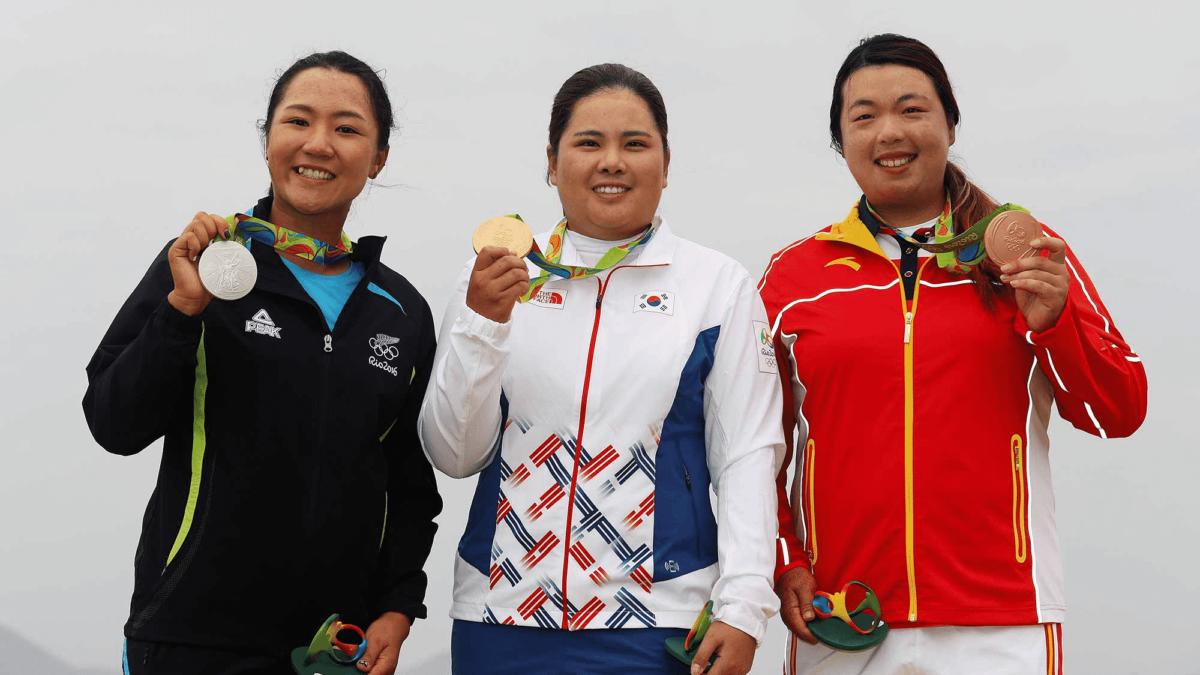 Womens Golf Olympics 2016 1