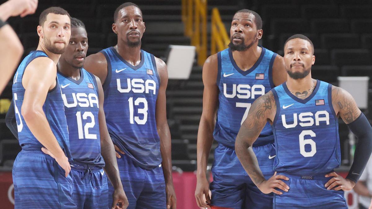 Сборная США по баскетболу против Аргентины Прямая трансляция Смотрите Olympic Tune Up