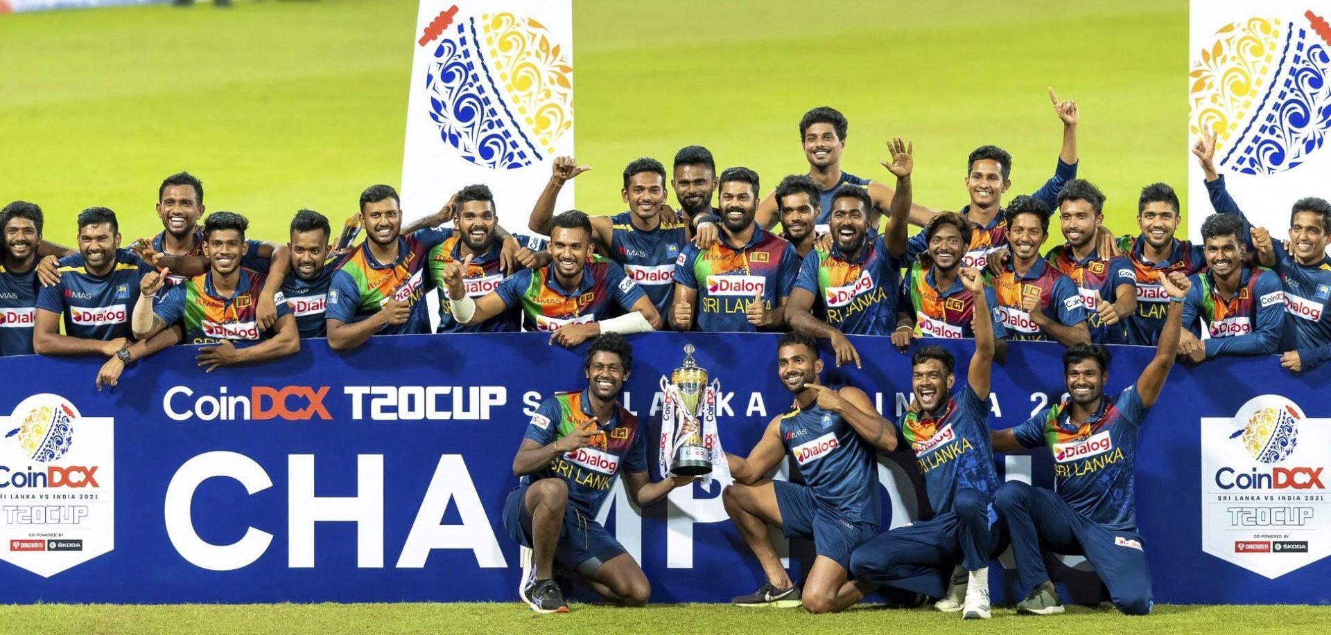 Sri Lanka seal T20 series against India