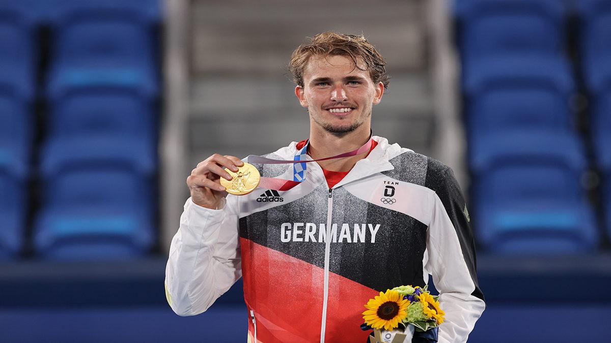 Alexander Zverev Wins Olympic Gold
