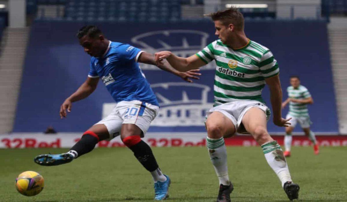 Alfredo Morelos Returns To Scotland