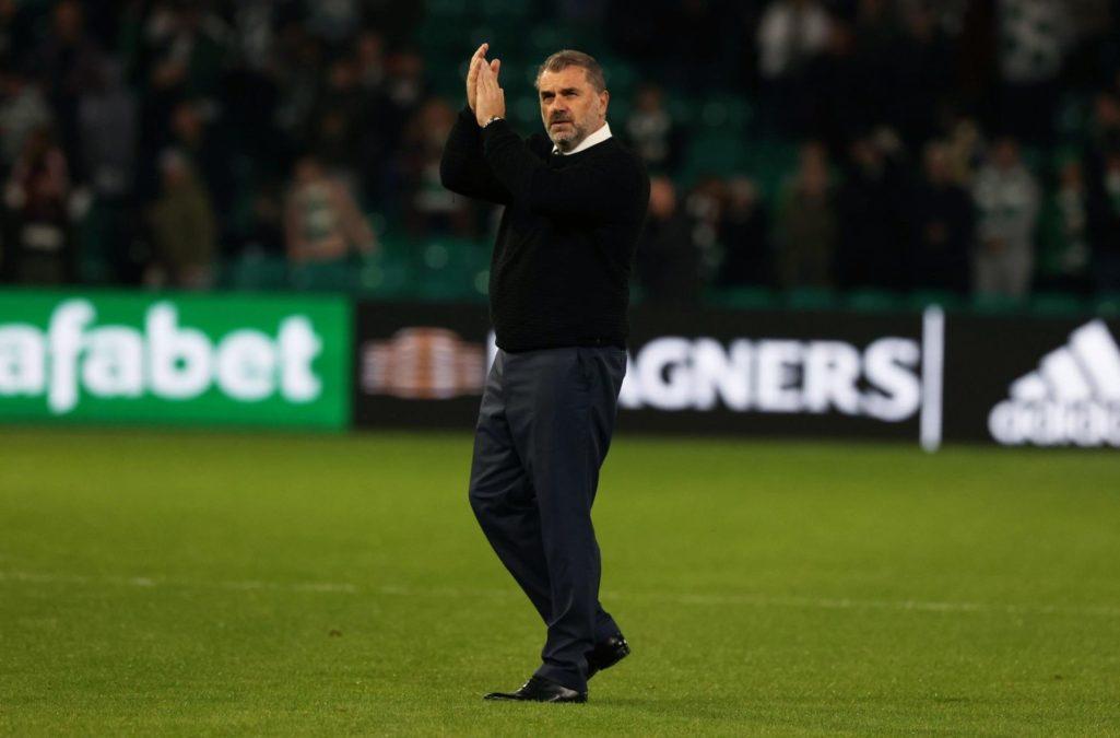 Celtic Manager Postecoglou
